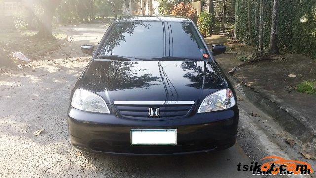 Honda Civic 2002 - 1