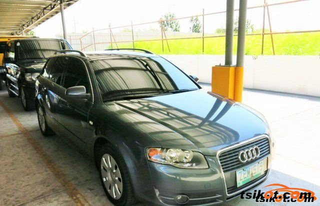 Audi A4 2006 - 5