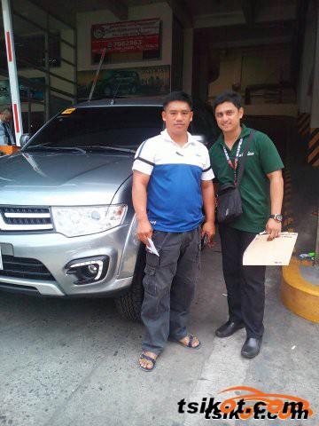 Mitsubishi Montero 2015 - 2