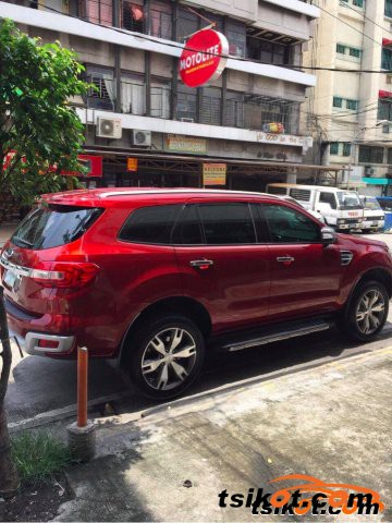 Ford Everest 2015 - 2