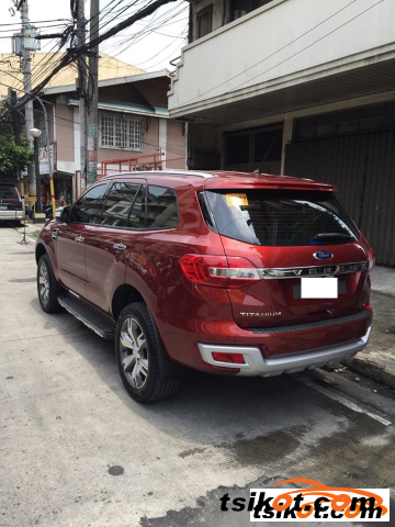 Ford Everest 2015 - 4
