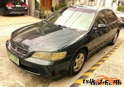 Honda Accord 1999 - 5