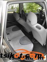 Honda Fit 2001 - 2