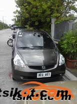 Honda Fit 2001 - 4