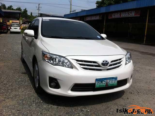 Toyota Corolla 2013 - 3