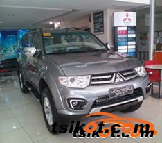 Mitsubishi Montero 2015 - 3