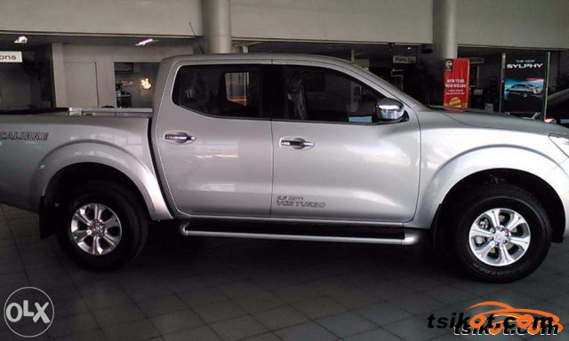 Nissan Navara 2015 - 2