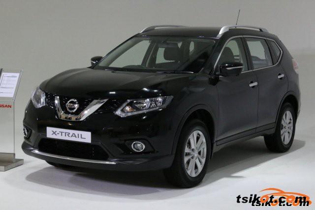 Nissan X-Trail 2015 - 2