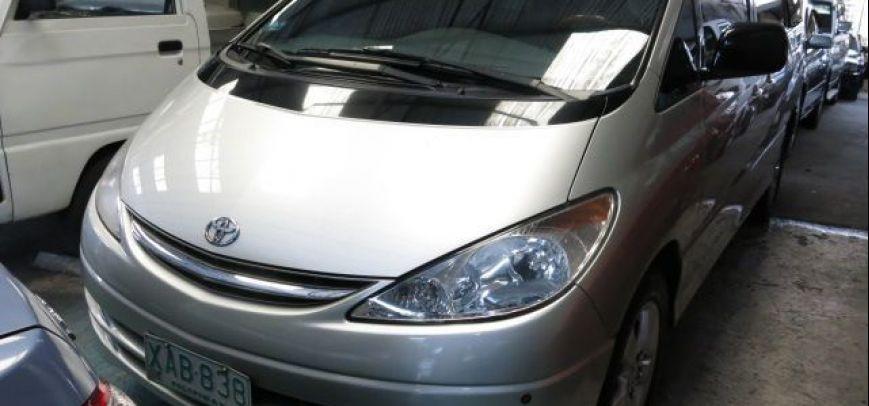 Toyota Previa 2013 - 1