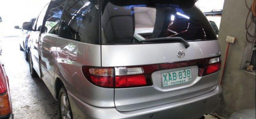 Toyota Previa 2013 - 8