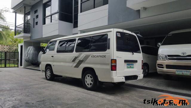 Nissan Escapade 2007 - 4
