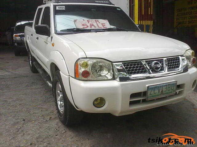 Nissan Frontier 2006 - 1