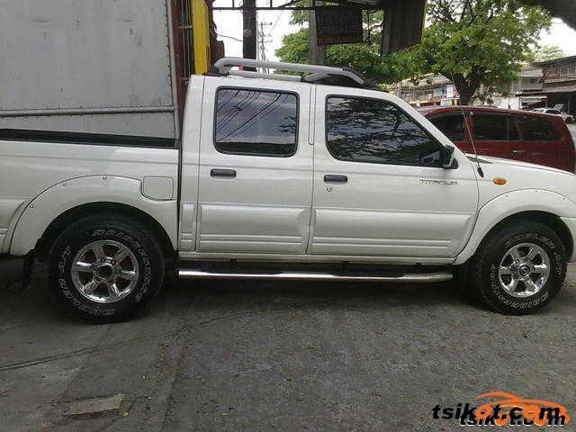Nissan Frontier 2006 - 3