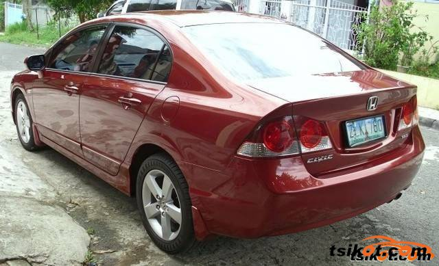 Honda Civic 2007 - 5
