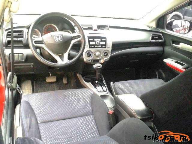 Honda City 2009 - 4