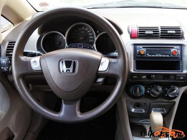 Honda City 2004 - 1