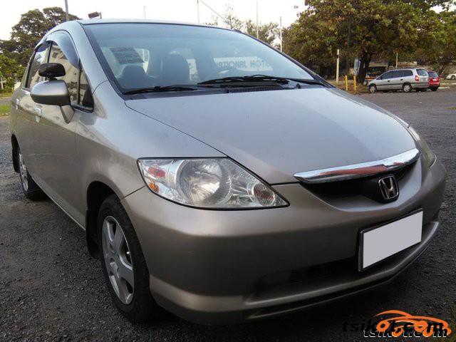 Honda City 2004 - 6