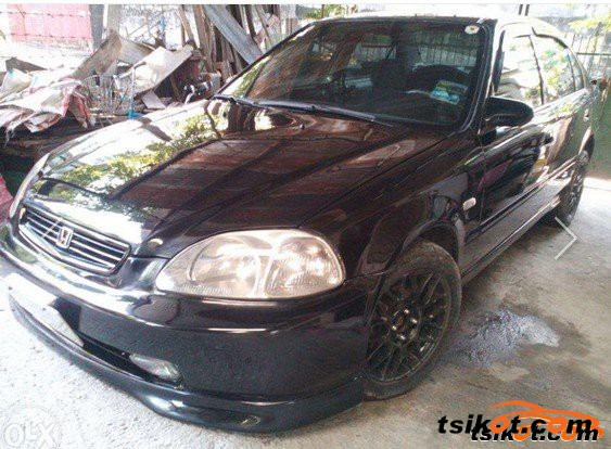 Honda Civic 1996 - 2