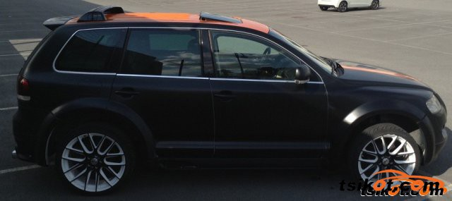 Volkswagen Touareg 2004 - 2