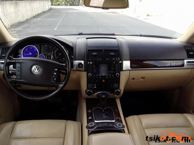 Volkswagen Touareg 2004 - 4