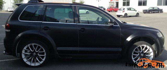 Volkswagen Touareg 2004 - 5