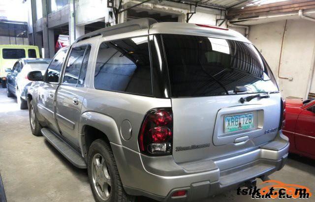 Chevrolet Trailblazer 2004 - 2