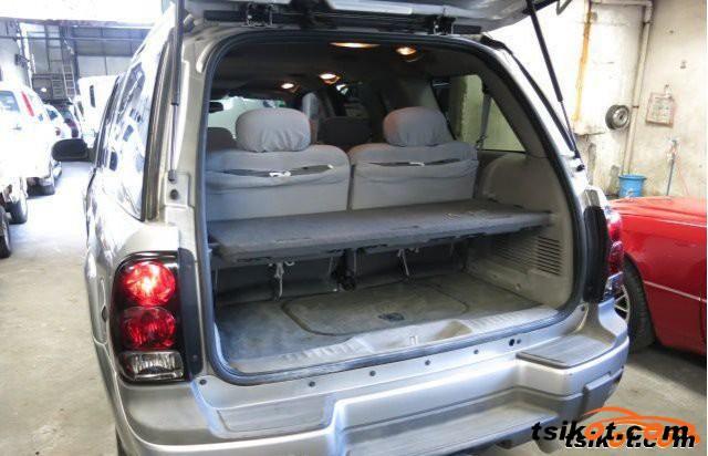 Chevrolet Trailblazer 2004 - 3