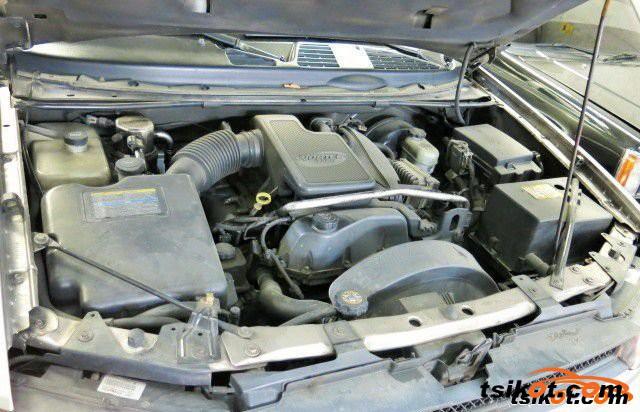 Chevrolet Trailblazer 2004 - 4