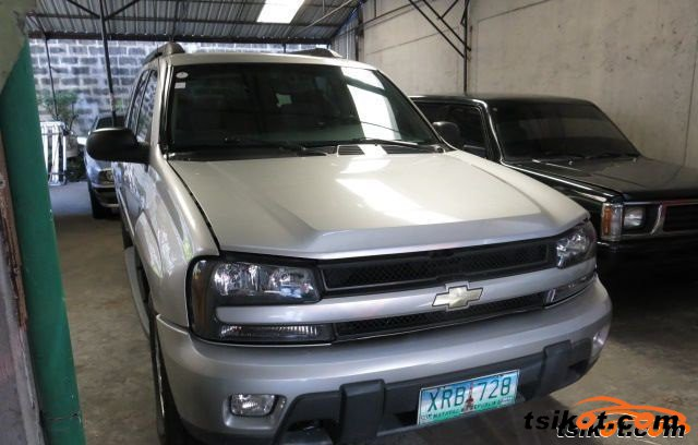 Chevrolet Trailblazer 2004 - 5