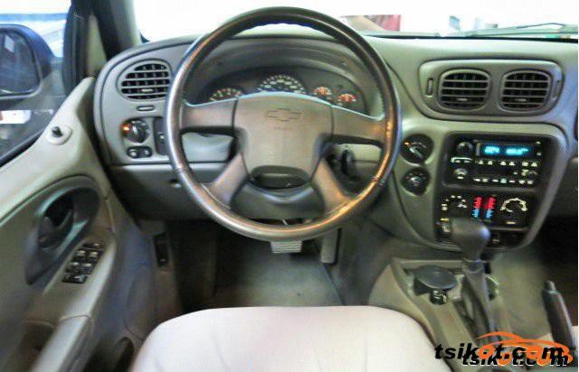 Chevrolet Trailblazer 2004 - 6