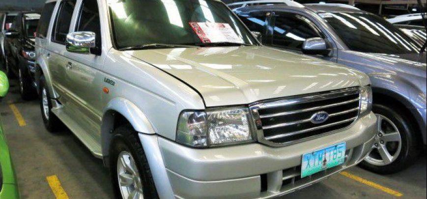 Ford Everest 2005 - 10