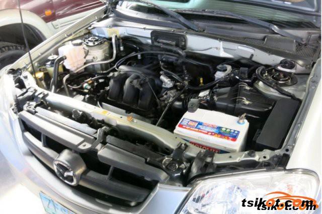Mazda Tribute 2006 - 2
