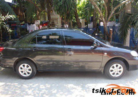 Toyota Corolla 2005 - 3
