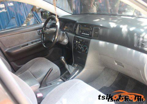 Toyota Corolla 2005 - 4
