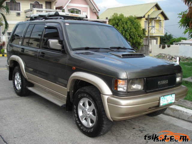 Isuzu Trooper 1998 - 2