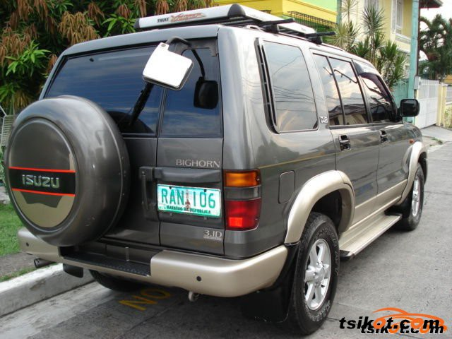 Isuzu Trooper 1998 - 3