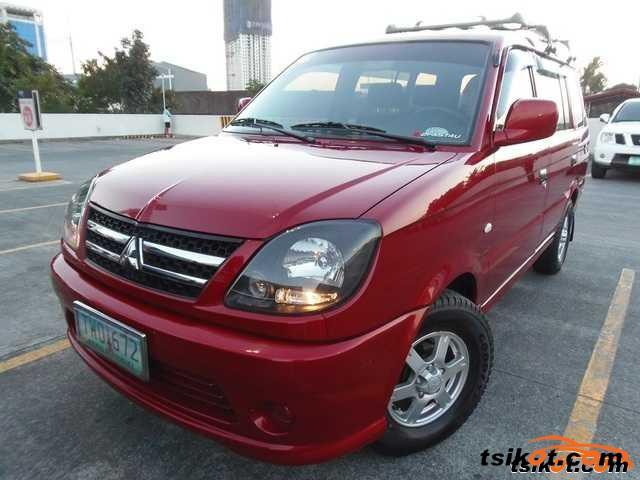 Mitsubishi Adventure 2012 - 1