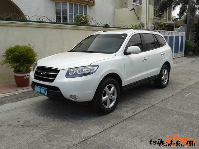 Hyundai Santa Fe 2010 - 1