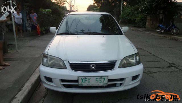 Honda City 2002 - 4