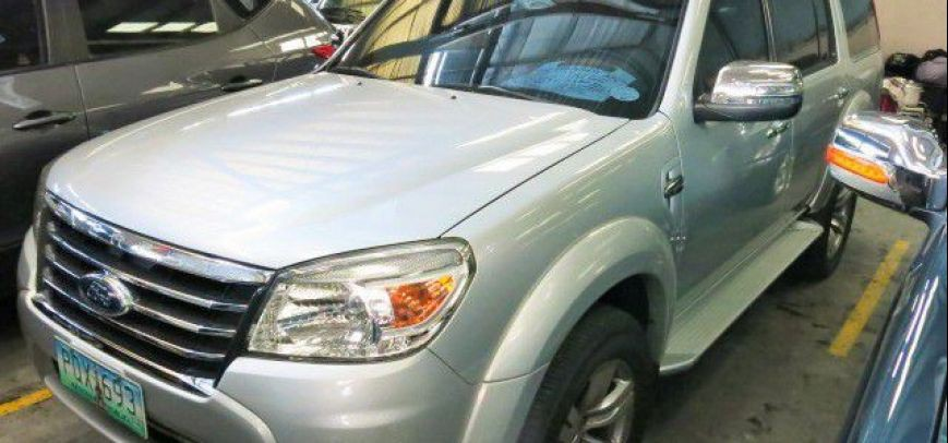 Ford Everest 2010 - 1