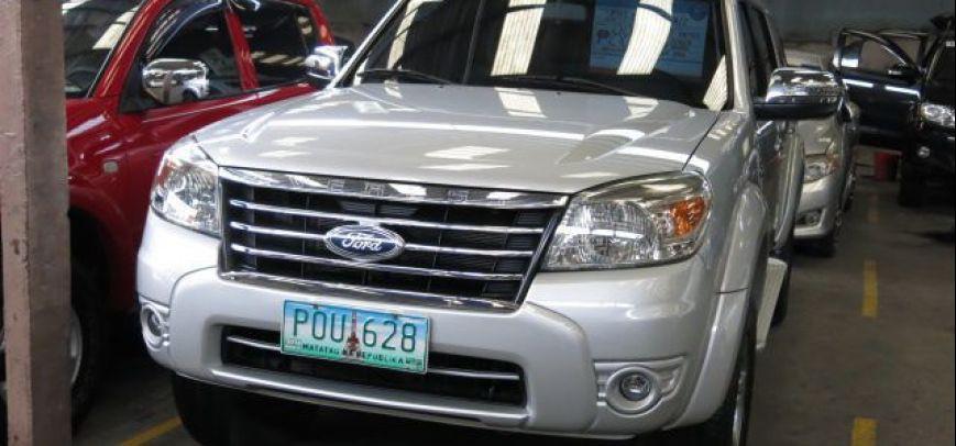 Ford Everest 2011 - 6