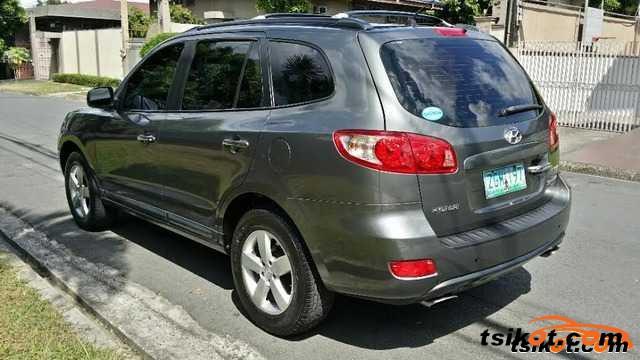 Hyundai Santa Fe 2006 - 3