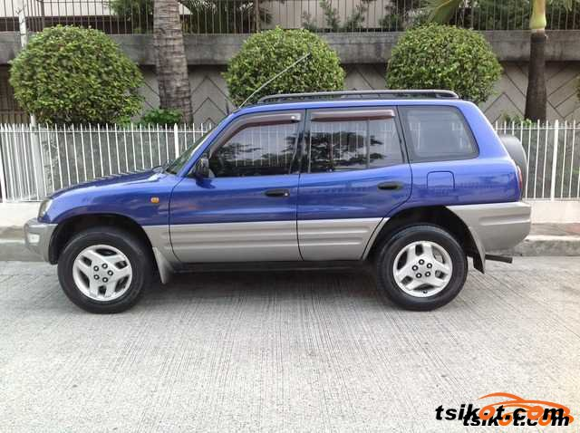 Toyota Rav4 1998 - 1