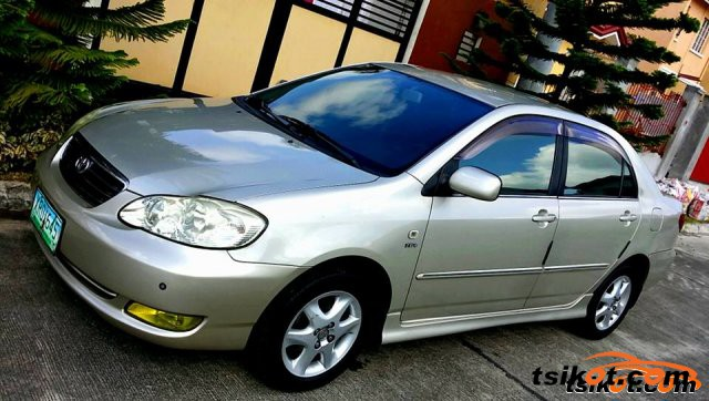 Toyota Corolla 2004 - 3