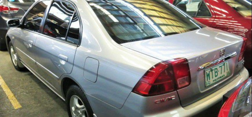 Honda Civic 2001 - 7