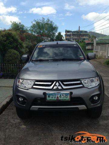 Mitsubishi Montero 2013 - 2