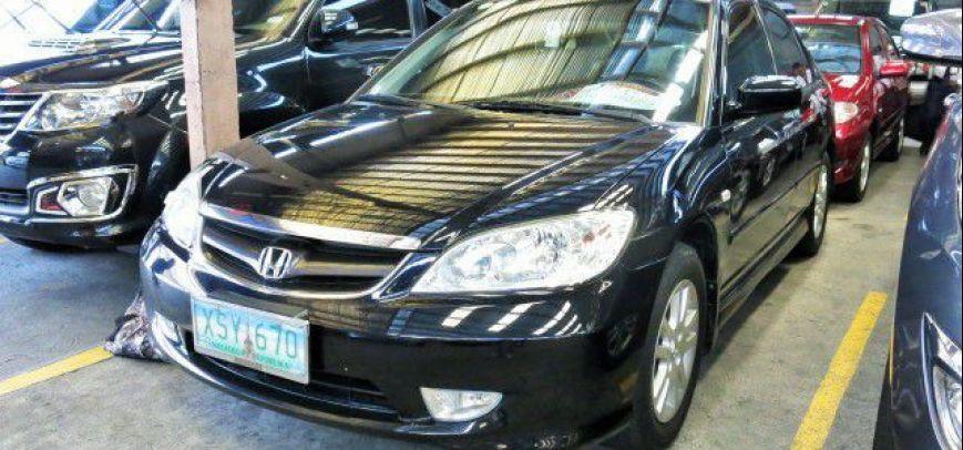 Honda Civic 2005 - 1