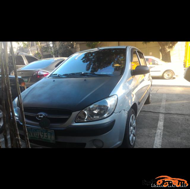 Hyundai Getz 2010 - 4
