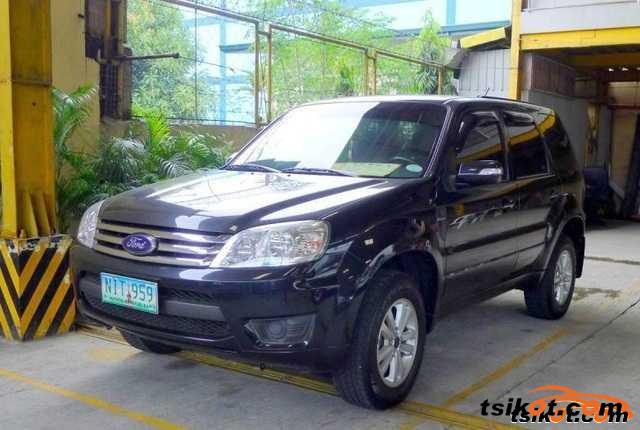 Ford Escape 2010 - 1
