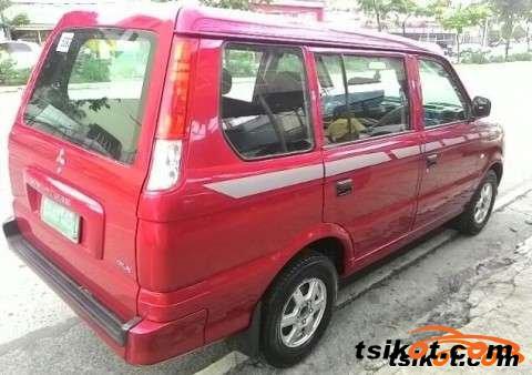 Mitsubishi Adventure 2008 - 1